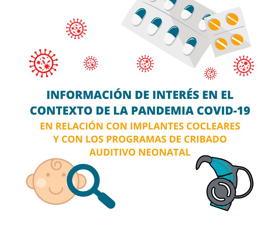 informe FIAPAS sobre el COVID19