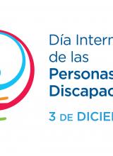 Logotipo del Día Internacional de las Personas con Discapacidad